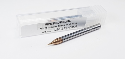 VHM micro frees 0,4 mm
