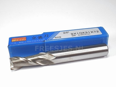 HSS frees 9,0 mm low cost 2F