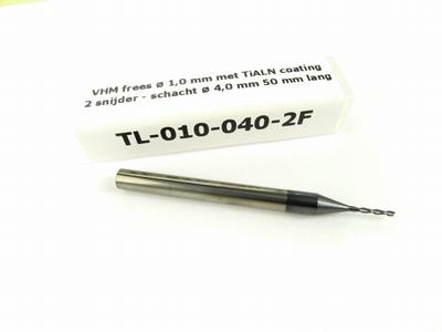 VHM frees 1,5 mm