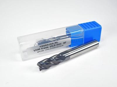 VHM frees 10,0 mm  4F
