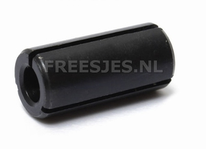 Verloop adapter 12,7 mm naar 6,35 mm