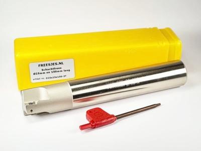 Schachtfrees 25mm en 150mm lang