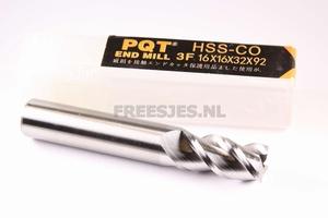 HSSE frees 16,0 mm 3F