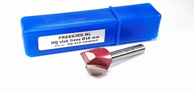 HQ vlak frees Ø16 mm