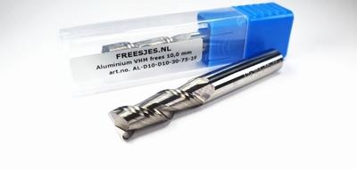 Aluminium VHM frees 10,0 mm