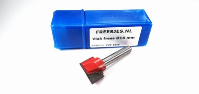 Vlak frees Ø16 mm