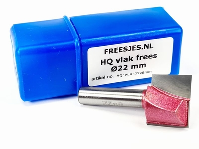 HQ vlak frees Ø22 mm