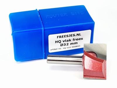 HQ vlak frees Ø32 mm