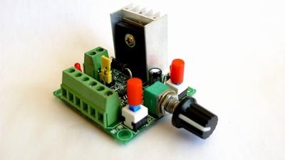 Stappenmotor Pulsgenerator