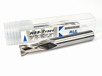 HSS frees 10,0 mm 2F