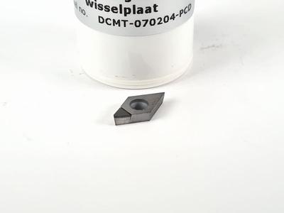 DCMT070204 met PCD diamand tip