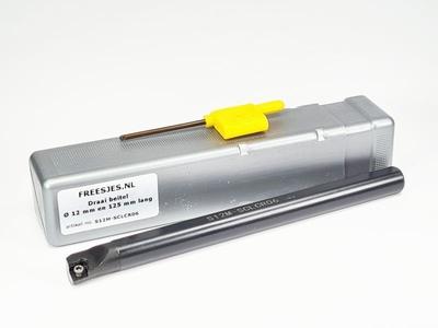 Draai beitel Ø 12 mm en 125 mm lang