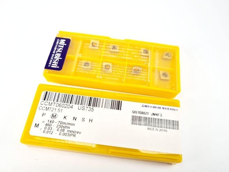 10 stuks CCMT060204 Mitsubishi