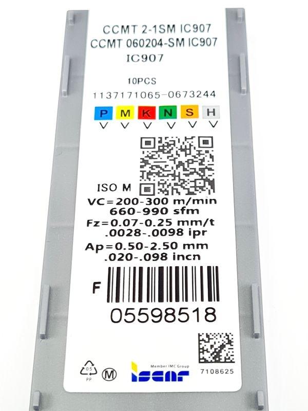 CCMT060204-SM IC907
