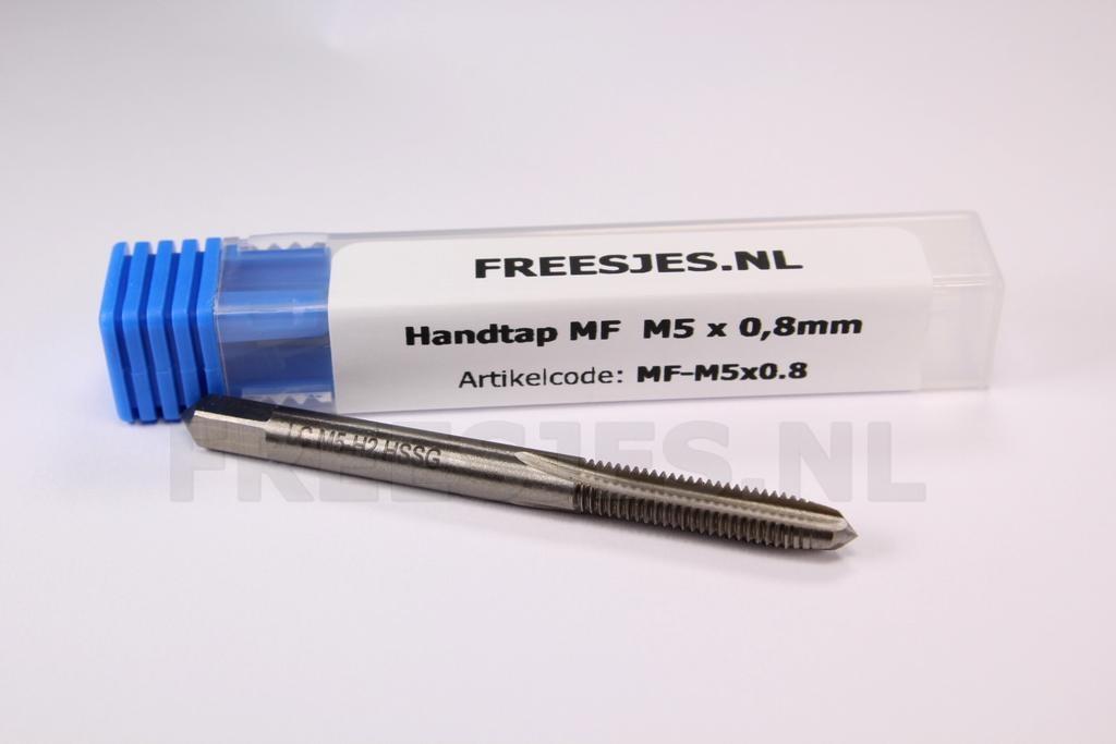 Handtap MF M5 x 0,8 mm