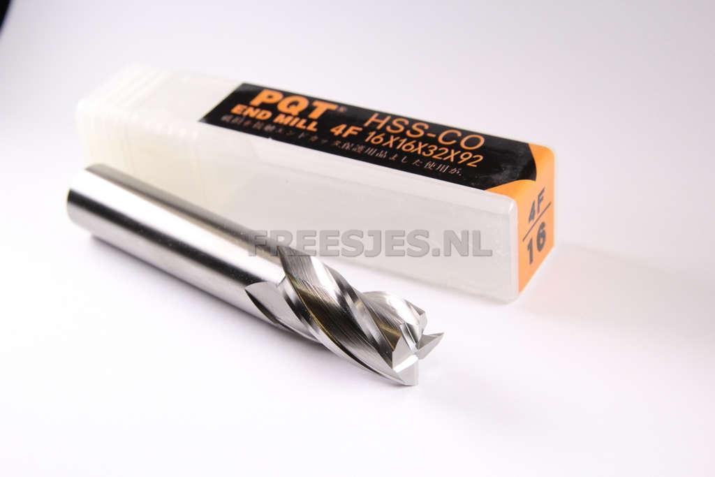 HSSE frees 16,0 mm 4F