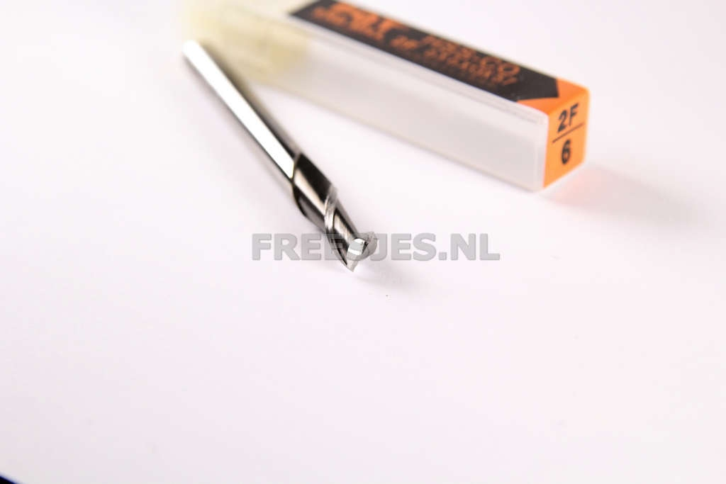 HSSE frees 6,0 mm 2F