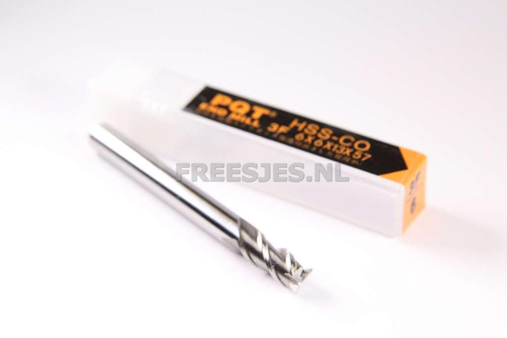 HSSE frees 6,0 mm 3F