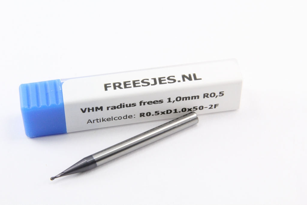 VHM radius frees 1,0mm   R0,5