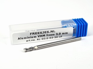 Aluminium VHM frees 3,0 mm
