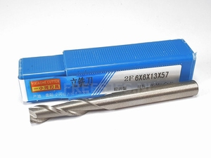 HSS frees 6,0 mm low cost 2F