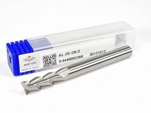 Aluminium VHM frees 6,0 mm