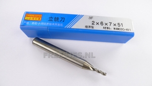 HSS frees 2,0 mm low cost 3F