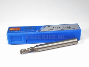 HSS frees 4,0 mm low cost 3F
