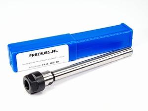 Spantanghouder met cilindrische schacht ER11-10x100