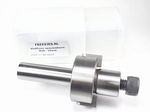 Vlakfrees opnamedoorn Ø16 - 22mm