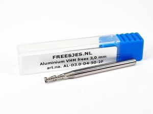 Aluminium VHM frees 3,0 mm