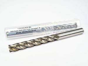 HSS frees 10,0 mm *120 mm lang* 4F