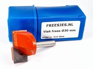 Vlak frees Ø30 mm