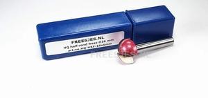 HQ half rond frees Ø16 mm