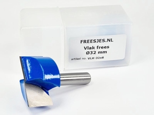 Vlak frees Ø32 mm