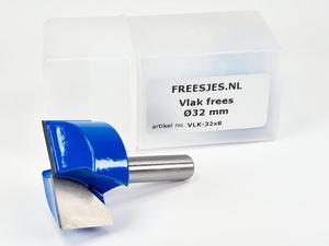 Vlak frees Ø32 mm